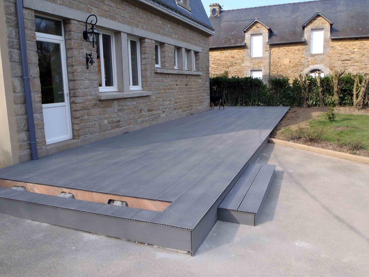 lame de terasse latest lame de terrasse bois planche prix ipe vis pour brico depot classe. Black Bedroom Furniture Sets. Home Design Ideas