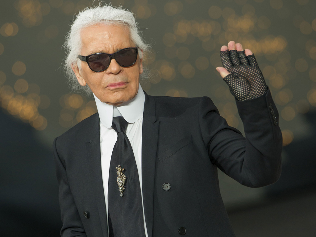 Karl Lagerfeld Le Couturier Qui M Inspire